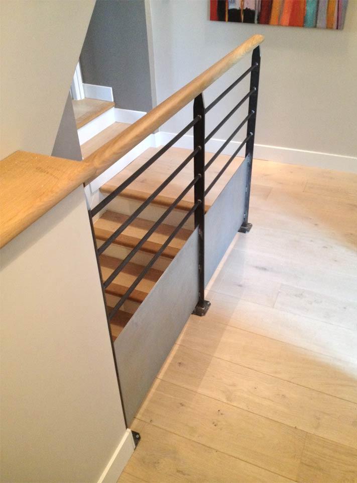 garde corps metallique pour interieur maison. Black Bedroom Furniture Sets. Home Design Ideas